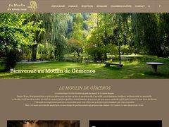 Le Moulin de Gémenos - Restaurant