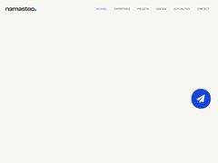 Détails : Créer un nom de marque avec Namasteo