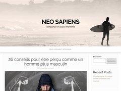 Détails : NEO-SAPIENS.FR - Shape your life