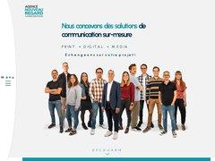 Détails : Agence de communication Nouveau regard