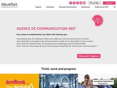 Détails : Agence de communication sur Nîmes : Novelus