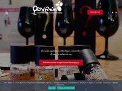 Détails : Coffret cadeau sur l'oenologie