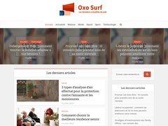 Détails : OxOSurf - Accueil - Les outils de promotion de vos sites, Echange de trafic, visiteurs 1:1 Manuel et automatique remuneré