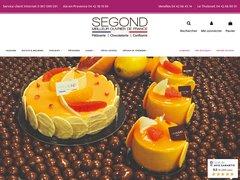 Philippe Segond | pâtisserie | Aix en Provence