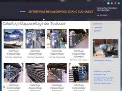 Calorifuge D'appareillage en  Midi-Pyrénées