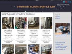 Calorifuge de Tuyauterie Toulouse