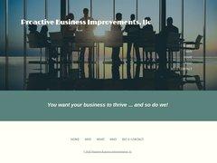 Proactive Executive Forums