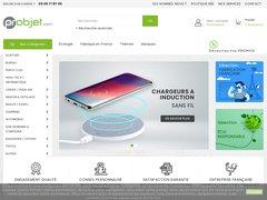 Détails : Probjet, objets publicitaires et cadeaux d'affaire