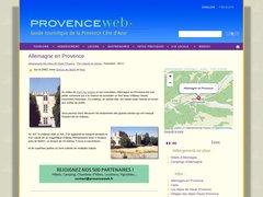 Allemagne en Provence - Provence Web