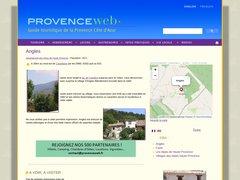 Angles - Provence Web