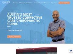 Neck Pain Chiropractor Central Austin