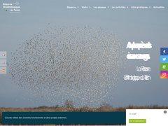 La Réserve Ornithologique du Teich - Réserve Ornithologique du Teich