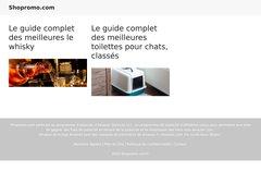 Détails : Code promo et code reduction - Shopromo