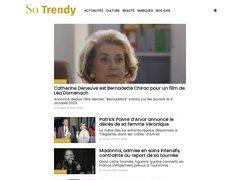 Détails : Magazine de mode féminine