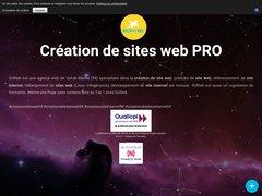 Détails : Agence web Sofitek - création site internet