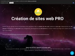 Agence web Sofitek - création site internet