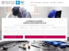 Sos Plombier 92, la référence dans le département des Hauts de Seine