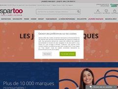 Détails : Spartoo.com, le site spécialiste des chaussures femmes, hommes et enfants