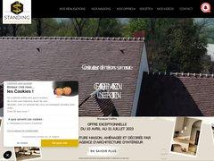 Détails : Standing Constructions