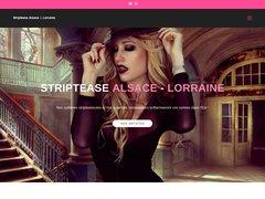 Détails : Striptease en Alsace, Lorraine et Franche-Comté