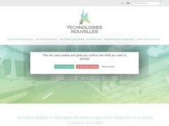Technologies Nouvelles | ingénierie de la route