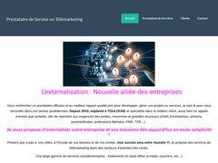 Détails : Prestataire de service Télémarketing