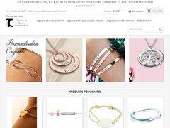 Bijoux personnalisable
