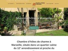 Terre de Sienne : location de chambre d'hôtes à Marseille