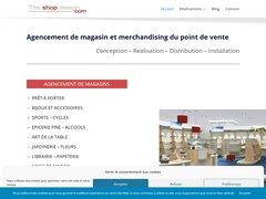 Détails : Agencement de magasin