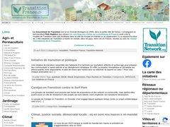 Territoires en Transition France