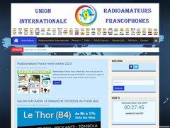 Union internationale des radioamateurs francophones Radioamateur