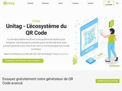 Détails : Plateforme de marketing mobile - Unitag