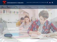 University of Tirana