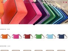 Détails : Création de sacs à main personnalisés