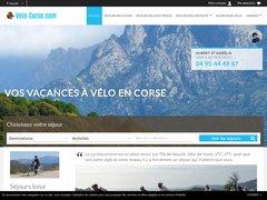 Vacances à vélo en Corse - route, loisir, VTT