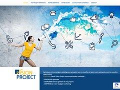 Détails : Vision Project Marketing