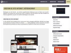 Création de site internet Lille