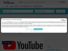 Web Rank Info