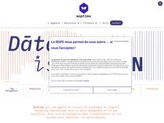 Détails : Agence de SEO et webmarketing : Woptimo