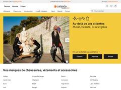 Détails : Zalando.fr - Chaussures et vêtements en ligne sur Zalando.fr