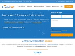 Détails : Agence de webmarketing SEO à Bordeaux