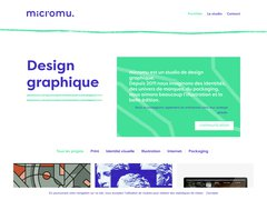 Détails : Agence micromu, communication multimédia