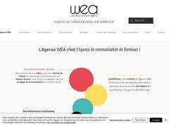 Détails : Agence WEA, agence de communication de Bordeaux