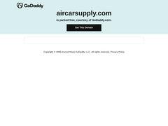 Air Car Supply - Car parts for sale!