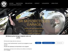 BR MOTORCYCLES GARAGE