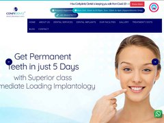 Best Dental Hospital in Guntur - Confydentz