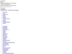Page Facebook - DesRecherche