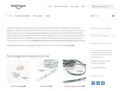 Du matériel pour le montage de bijoux fantaisie