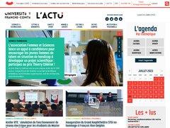 avis actu.univ-fcomte.fr