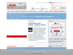actualité du marché de l'immobilier sur actusoins.com